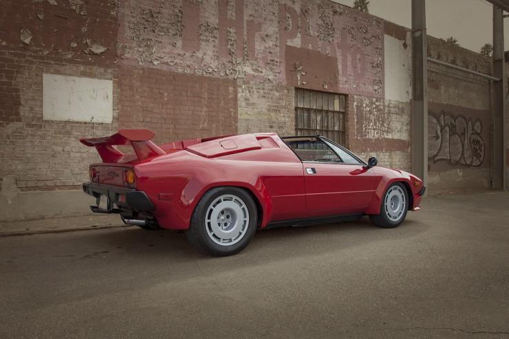 1984 Lamborghini Jalpa 8 740x493 1984 Lamborghini Jalpa