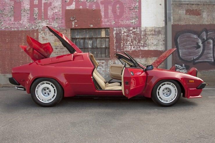 1984 Lamborghini Jalpa 9