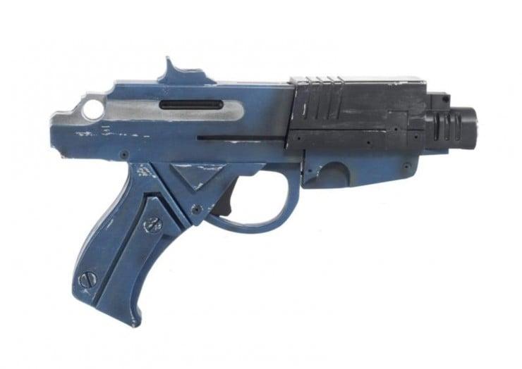 Alien Resurrection Blaster Pistol