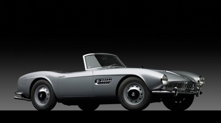 BMW 507 Roadster 740x414 Top 13 Cars of 2013
