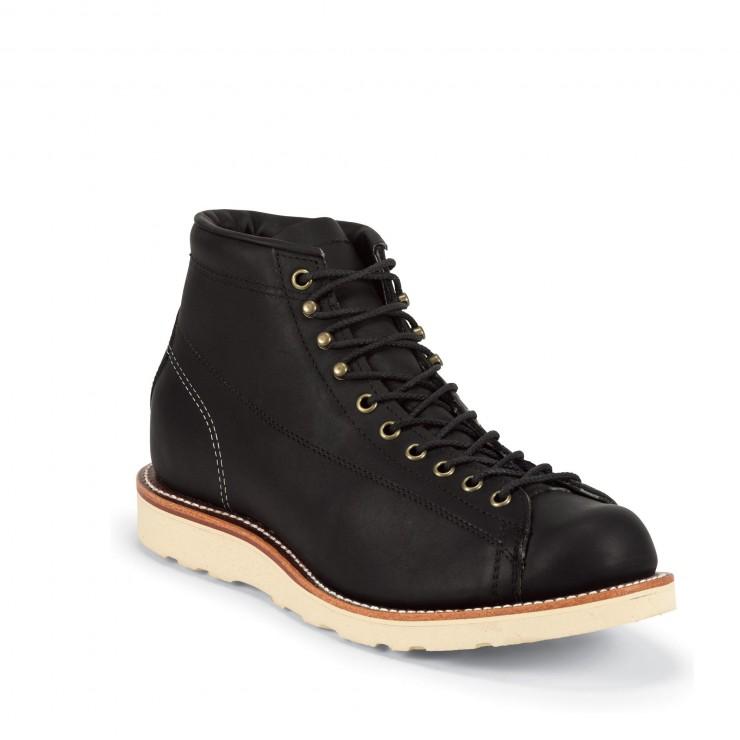 Black Odessa Boot by Chippewa