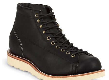 Black Odessa Boot by Chippewa1 450x330 - The Black Odessa Boot by Chippewa