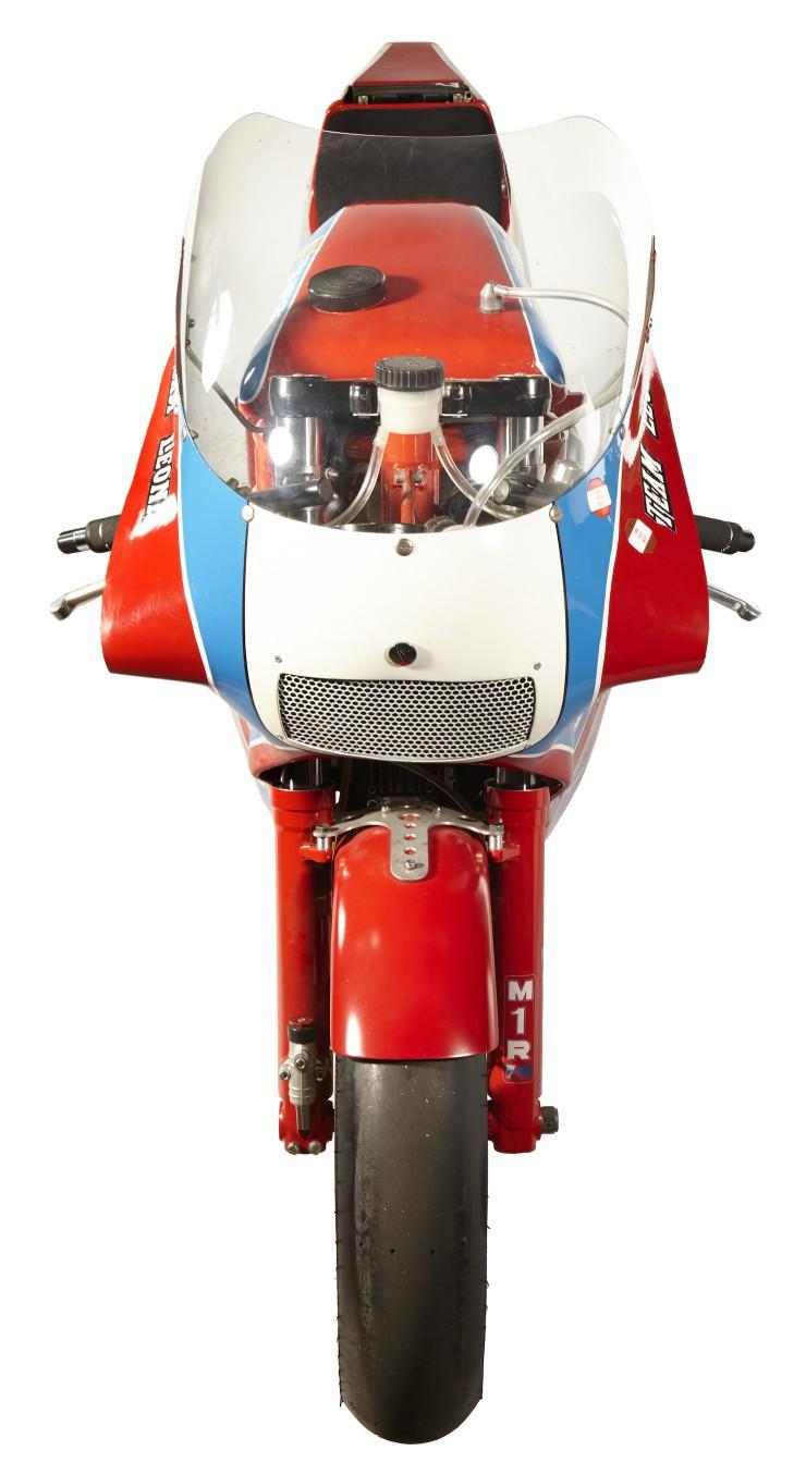 Ducati TT1 Motorbike