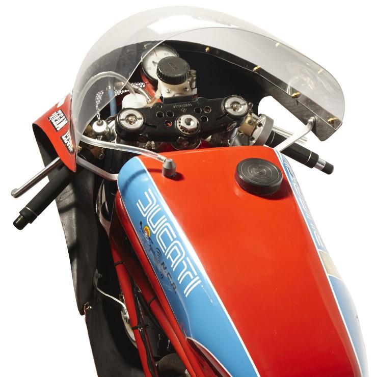 Ducati TT1 Motorcycle