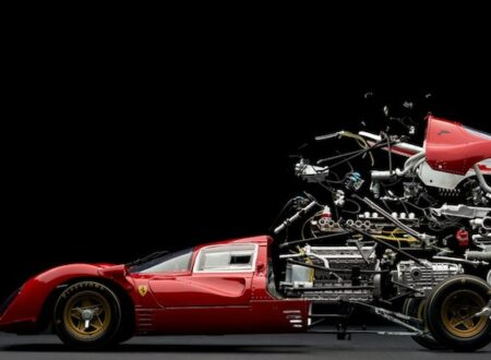 Fabien Oefner's Disintegrating Cars 1 450x330 - Fabien Oefner's Disintegrating Cars