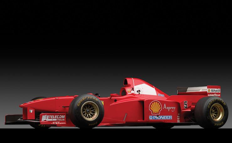 Ferrari-Formula-One-Car