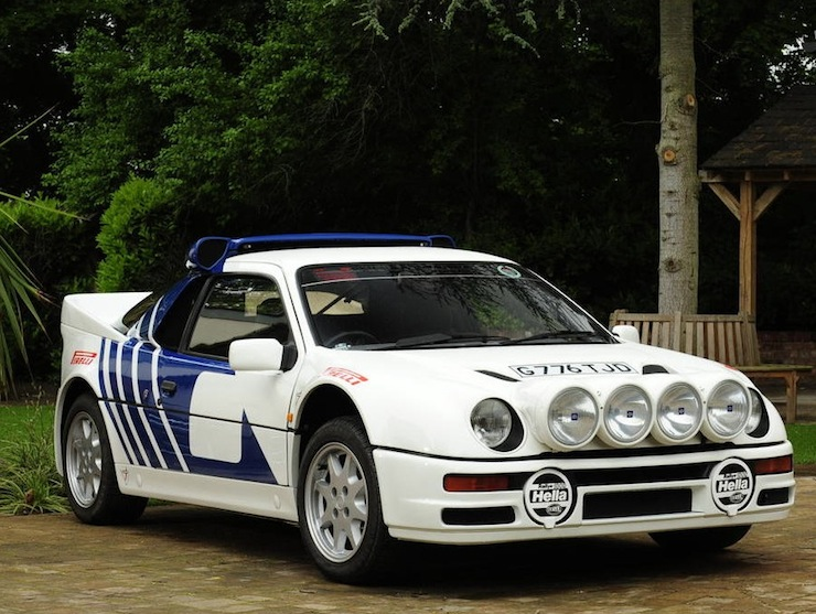 Ford RS200 front Top 13 Cars of 2013