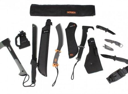Gerber 30 000601 Zombie Apocalypse Survival Kit1 450x330 - Gerber Zombie Apocalypse Survival Kit