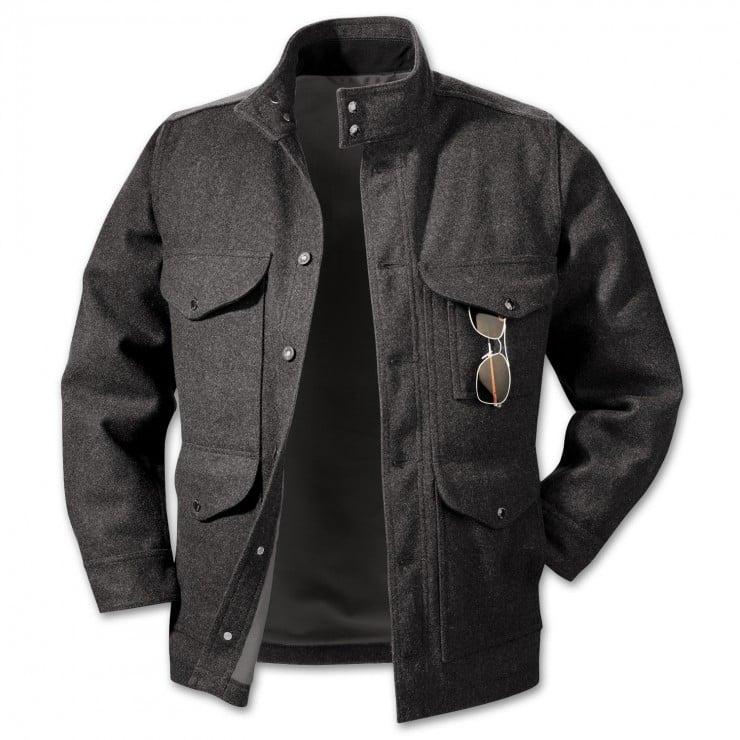 Greenwood Wool Jacket Filson