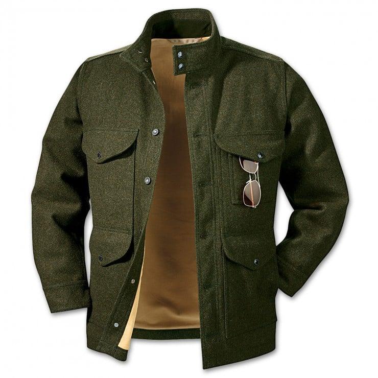 Greenwood Wool Jacket by Filson
