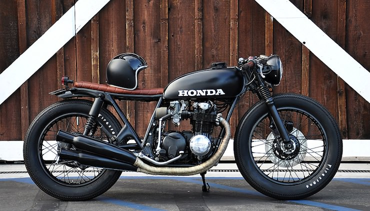 Honda CB550 custom Top 13 Motorcycles of 2013