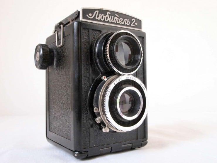 Lubitel 2 Lomo Camera