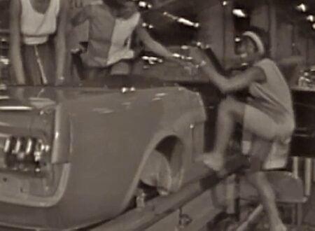 Martha Reeves The Vandellas Nowhere To Run 450x330 - The 1965 Mustang Production Line + Martha Reeves & The Vandellas
