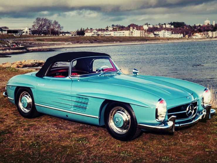 Mercedes-Benz 300 SL Roadster 3_Fotor