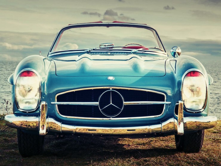 Mercedes-Benz 300 SL Roadster_Fotor