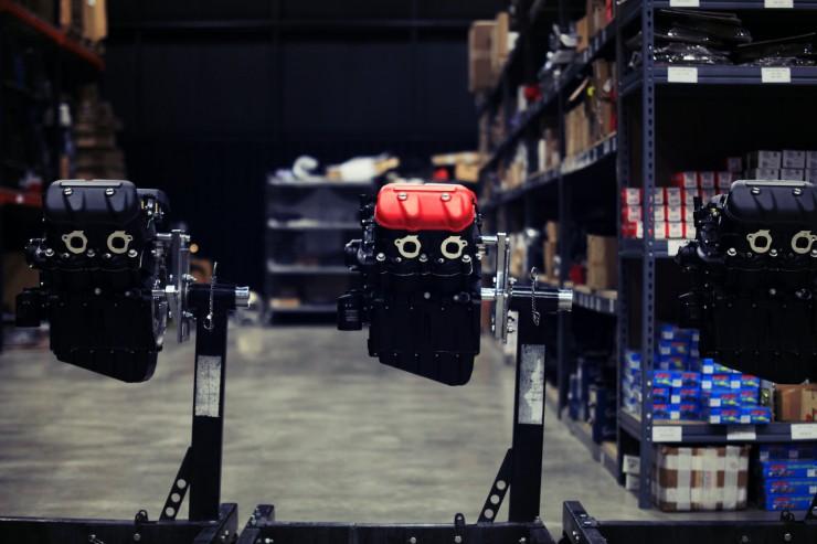 Motus MST Motorcycle Engines