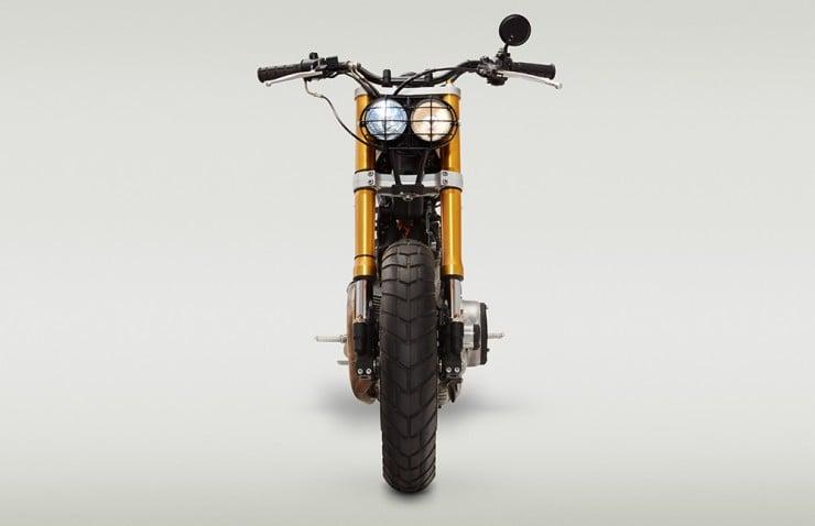 Norman Reedus Motorcycle 1 740x478 Norman Reedus Classified Moto Yamaha XV920R