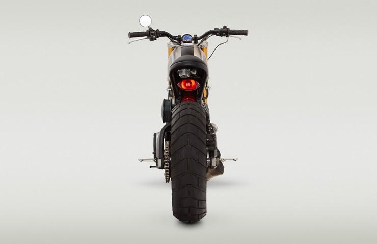 Norman Reedus Motorcycle 2 740x478 Norman Reedus Classified Moto Yamaha XV920R