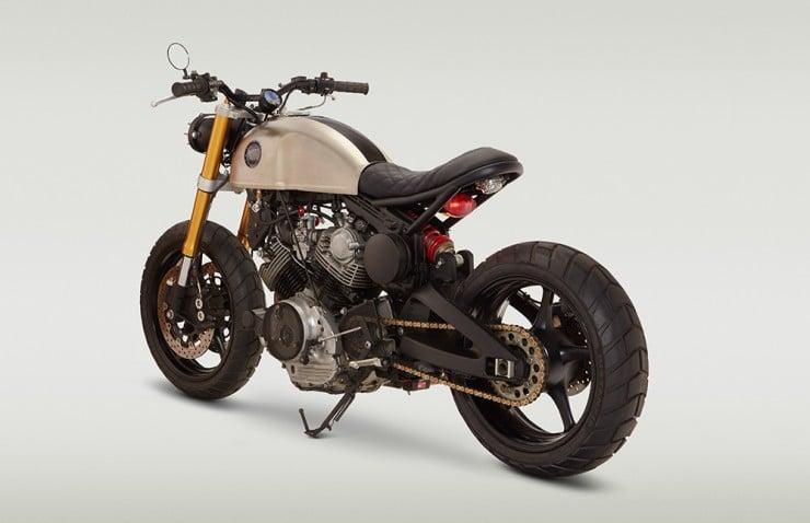 Norman Reedus Motorcycle 3 740x478 Norman Reedus Classified Moto Yamaha XV920R