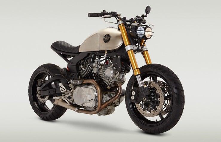 Norman Reedus Motorcycle 740x478 Norman Reedus Classified Moto Yamaha XV920R