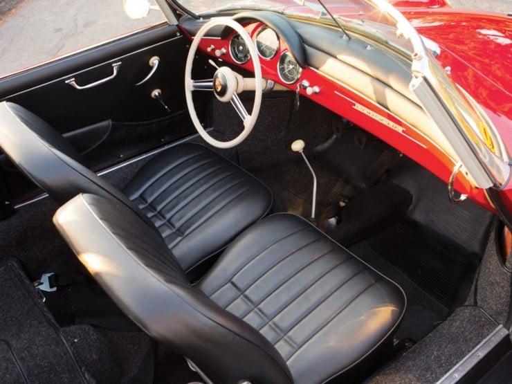 Porsche 356 A 1600 1