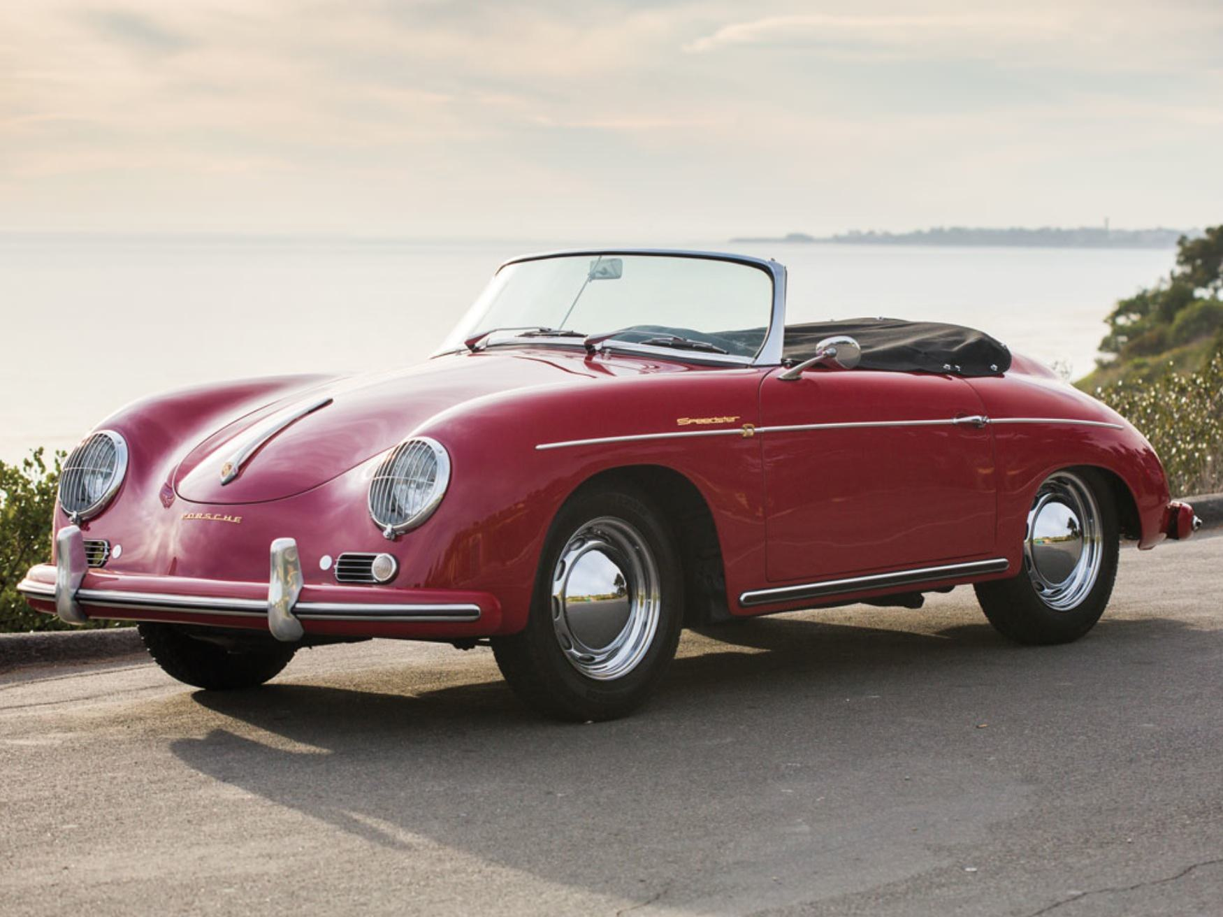 Porsche 356 A 1600 Convertible D By Drauz