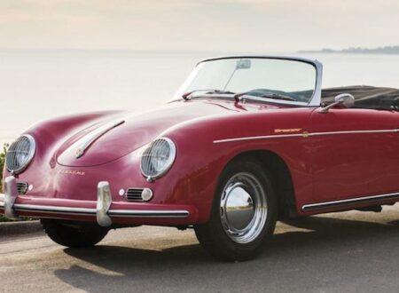 Porsche 356 A 1600 21 450x330 - Porsche 356 A 1600 Convertible D by Drauz