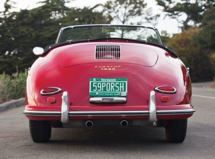 Porsche 356 A 1600 3
