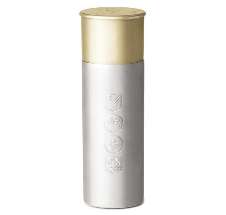 Sir Jack's Pewter Cartridge Flasks