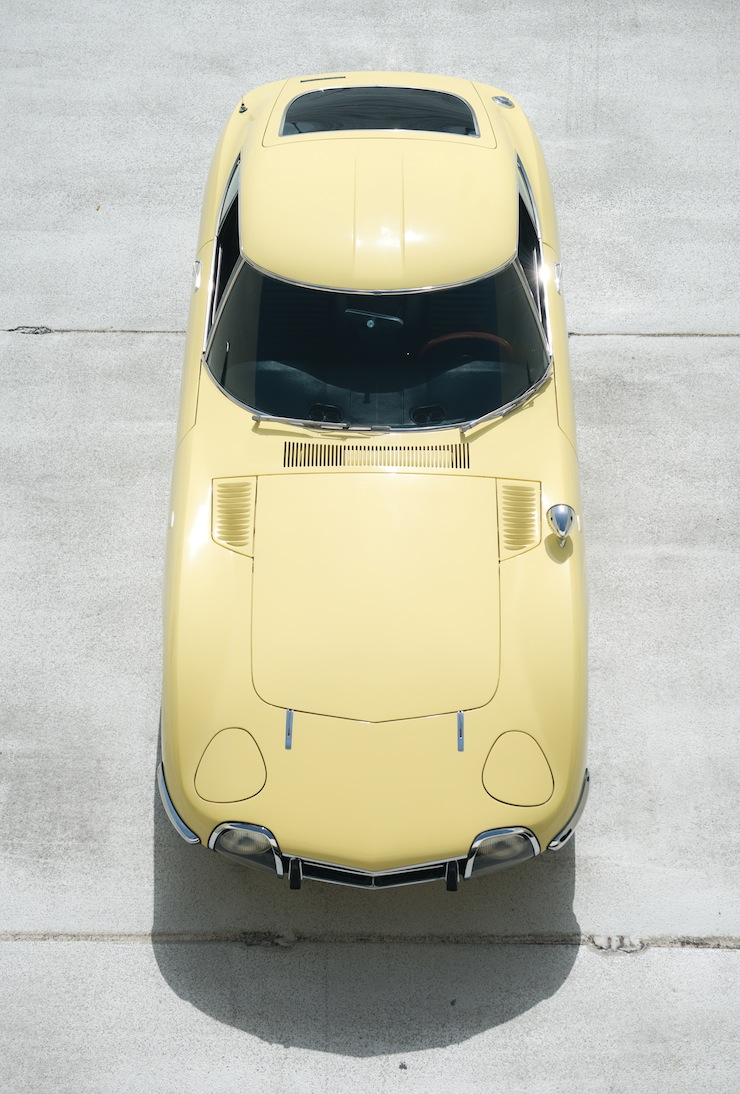 Toyota 2000GT 3 Top 13 Cars of 2013