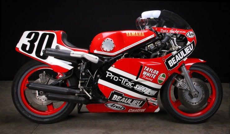 Yamaha TZ750 1