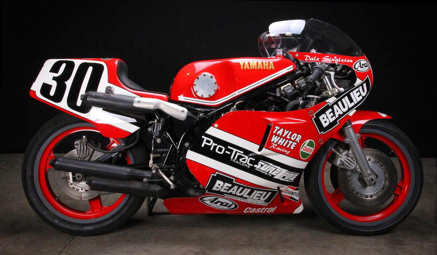 Logos Yamaha R