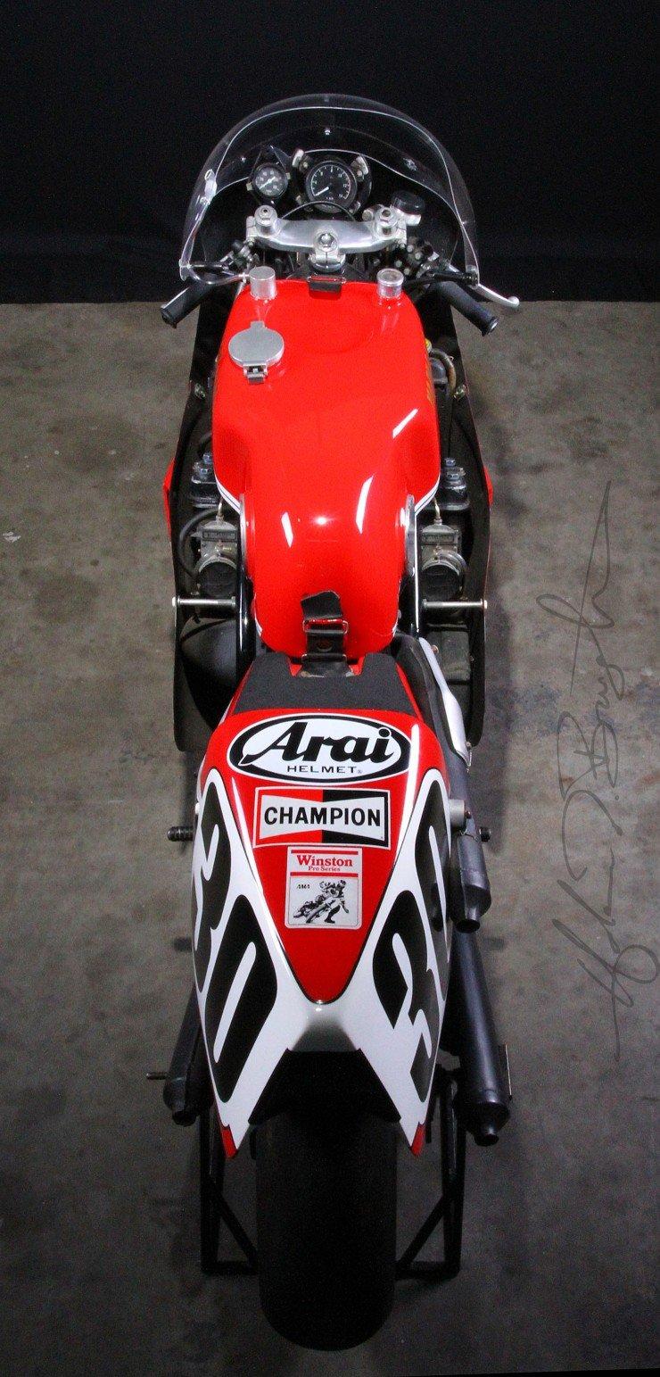 Yamaha TZ750 4