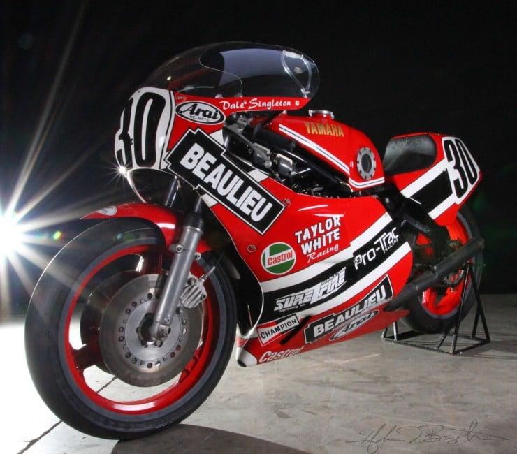 Yamaha TZ750 6