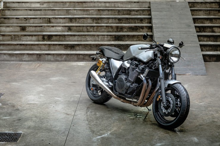 Yamaha XJR1300 5