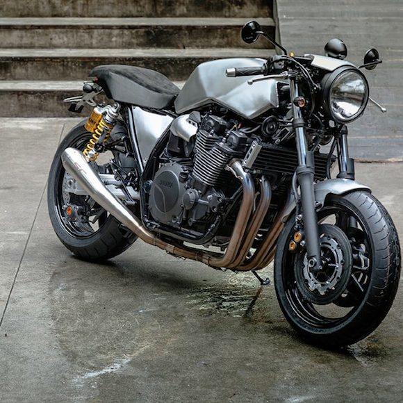 Yamaha XJR1300 Kit By Deus Ex Machina