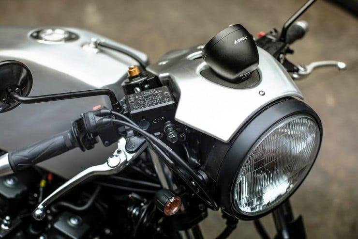 Yamaha XJR1300 9