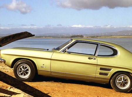 ford capri wallpaper1 450x330 - Ford Capri MK 1 Wallpaper