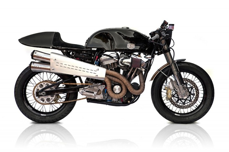 harley cafe racer Top 13 Motorcycles of 2013