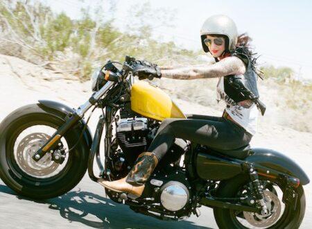 women motorcycle 21 450x330 - The Women's Motorcycle Exhibition by Lanakila MacNaughton