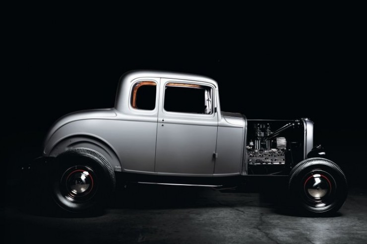 1932 Ford 5 Window Coupe Body