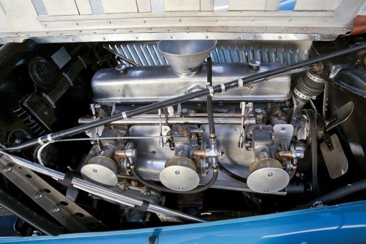 1936 Delahaye 135 S 1