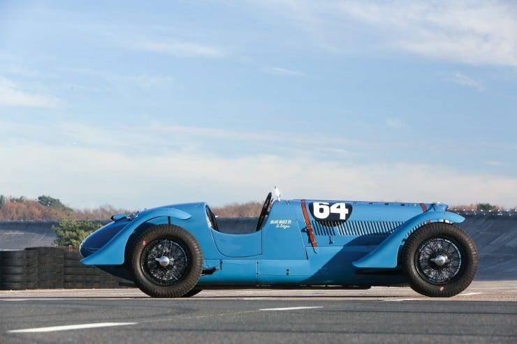 1936 Delahaye 135 S 3