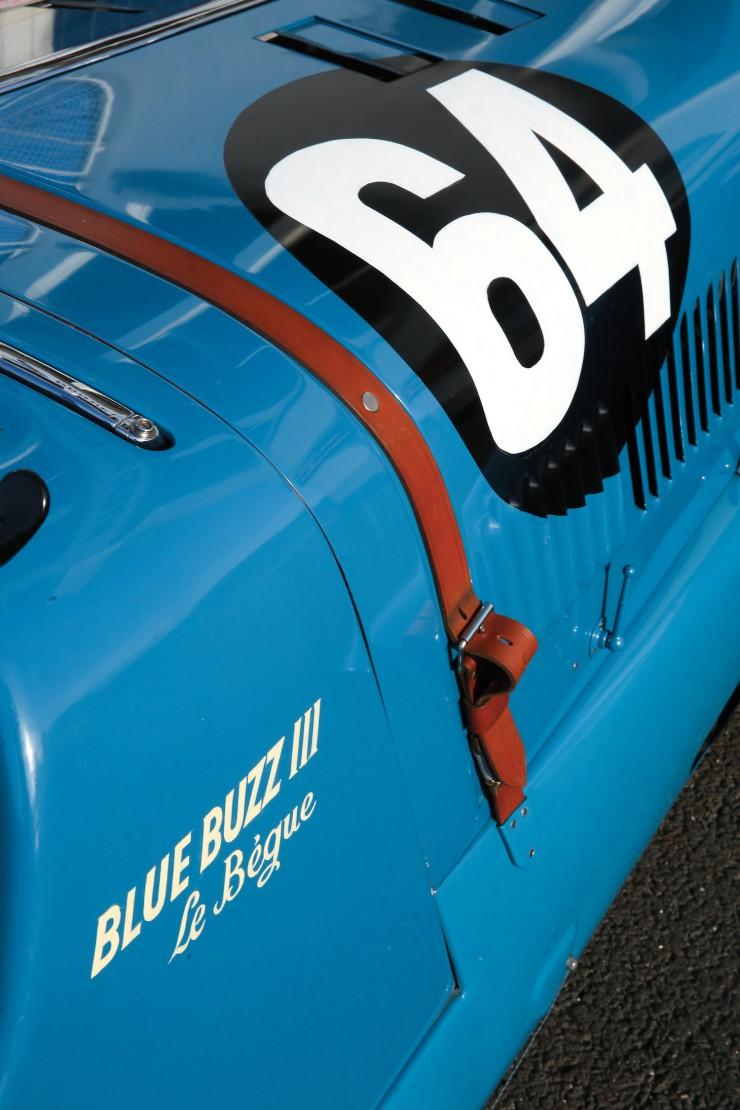 1936 Delahaye 135 S 4