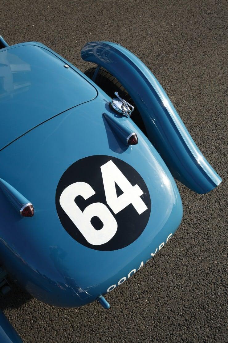 1936 Delahaye 135 S 5