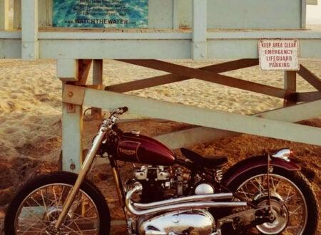 1949 TRIUMPH 6T Motorbike Fotor1 450x330 - 1949 Triumph 6T by Von Dutch