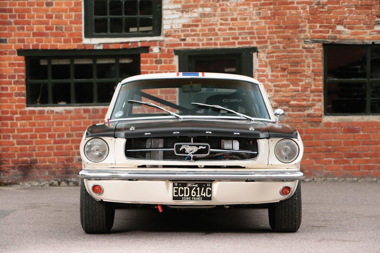 1965 Ford Mustang 289 Racing Car
