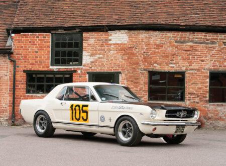 1965 Ford Mustang 450x330 - 1965 Ford Mustang 289 Racing Car