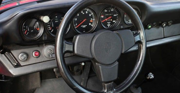 1974 Porsche Carrera 3.0 RS 2
