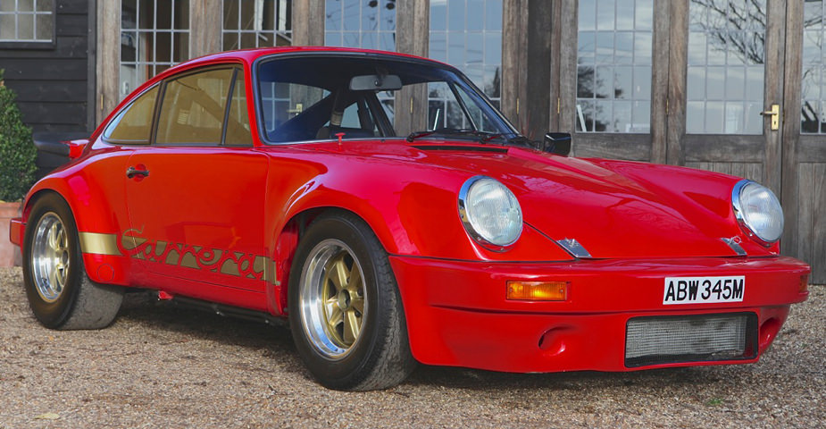1974 Porsche Carrera 3.0 RS